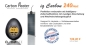 Preview: Energiespar-Wasserbettheizung Carbon Heater Digital 240Watt